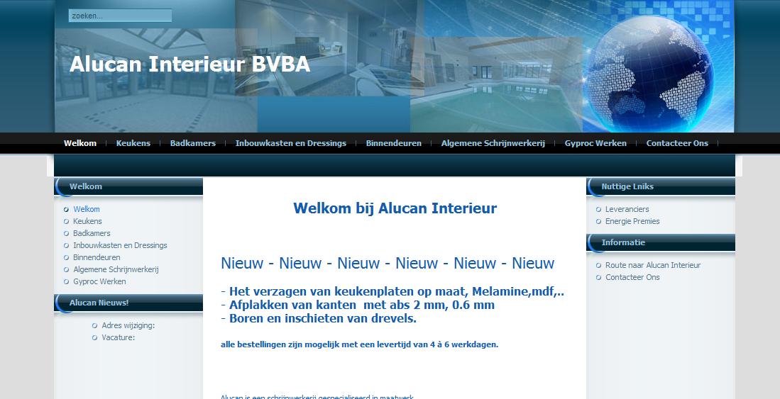 Alucan Interieur BVBA