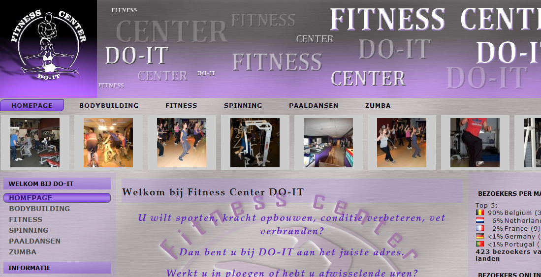 Fitness Center DoIt