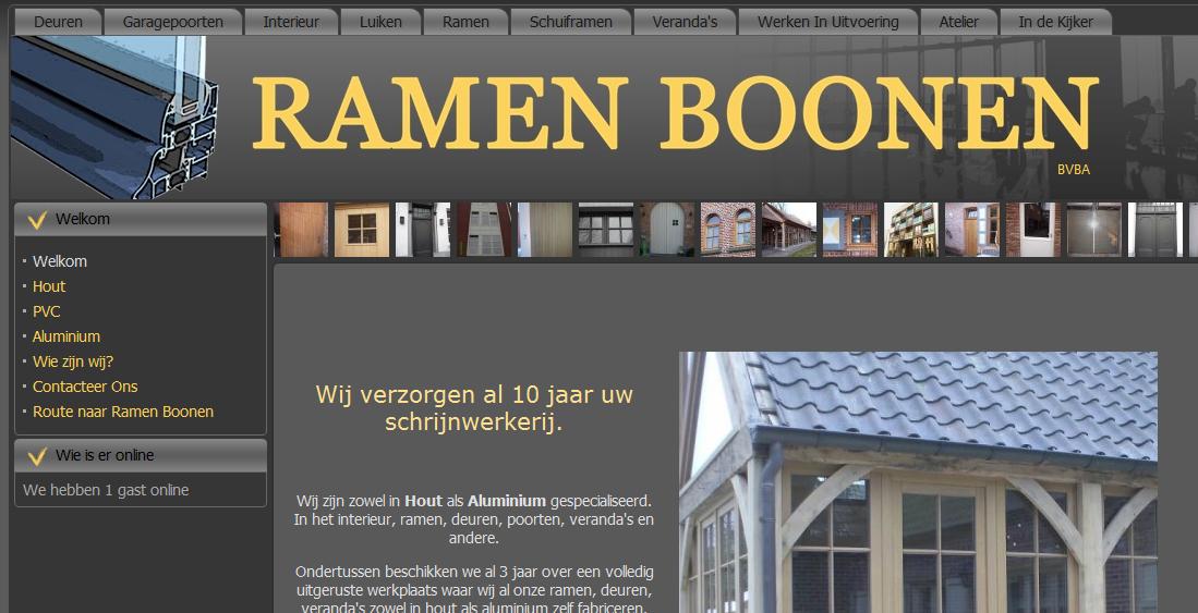 Ramen Boonen BVBA